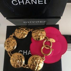Chanel Vintage  100%authentic bracelet perfect